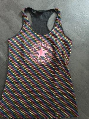 Converse Camisa de tirantes para hombres multicolor