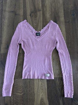Dolce & Gabbana Haut tricotés or rose