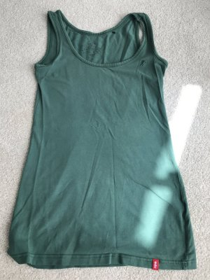 edc by Esprit Long Top forest green