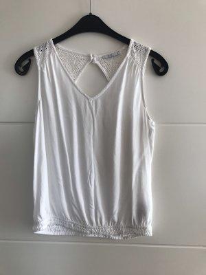 Esprit Blouse Top white