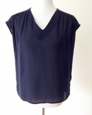 Filippa K Top donkerblauw