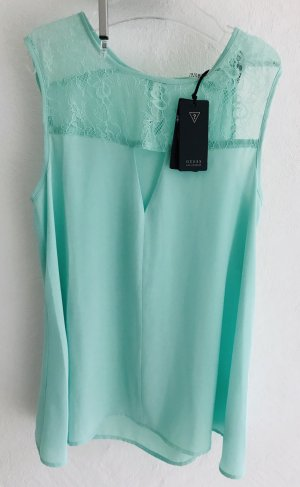 Guess Top cut-out menta