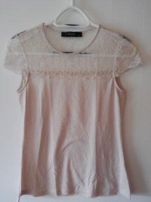 Hallhuber Top basic rosa antico-rosa pallido