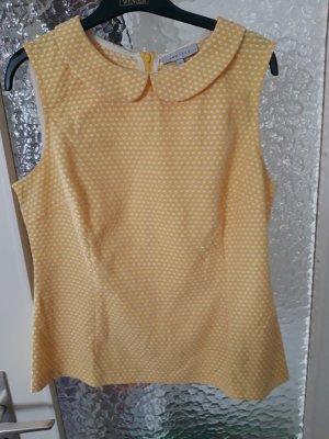 kew 159 Blusa bianco sporco-giallo