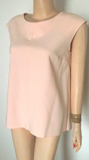 Maxima Fashion A-lijn top rosé Gemengd weefsel