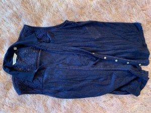Naf naf Haut tricotés bleu foncé