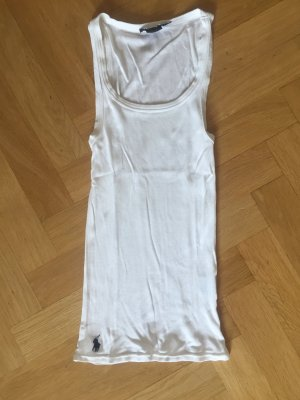 Ralph Lauren Muscle Shirt white