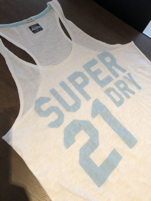 Top von Superdry Gr XL