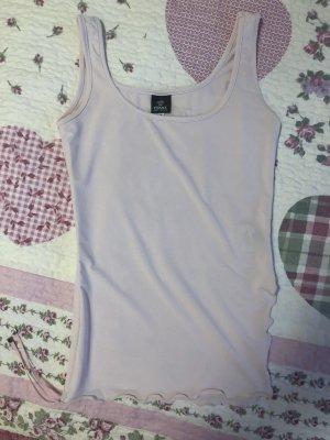 C. Valentino Strappy Top light pink