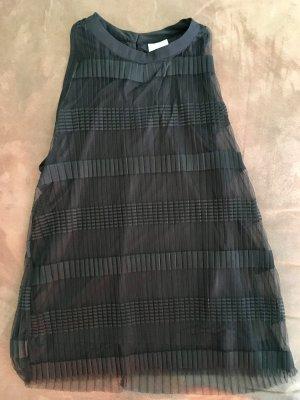 Vero Moda Volanten top zwart Polyester