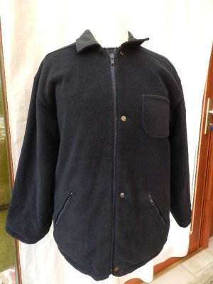Reversible Jacket dark blue