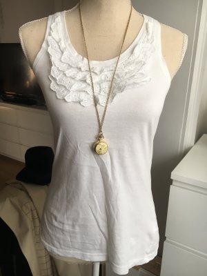 Basic Top white cotton