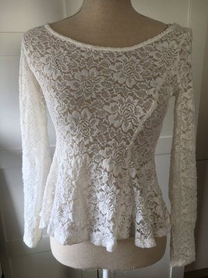 Top White Lace
