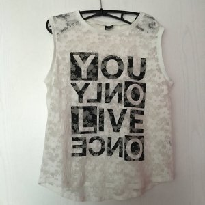 "Top ""You only live once"""
