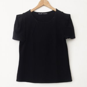 Top, Zara Basic, schwarz, Größe S