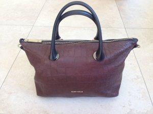 Top Zustand Coccinelle Blanche Lux Handtasche