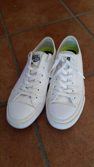 Top Zustand / Converse Sneaker CHUCK TAYLOR ALL STAR / Low / Gr. 40 / Weiss