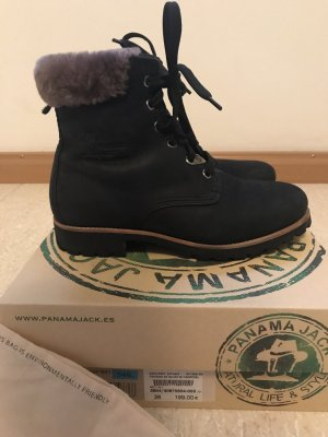 *TOP Zustand* Fellgefütterte Ankle Boots von Panama Jack, NP 199€