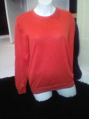 top Zustand H&M Pulli Gr M in rot