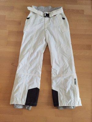 *TOP Zustand* Maier Sports Skihose in weiß