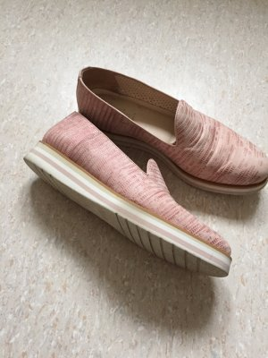 *TOP Zustand* Pertini (made in Spain) flache Schuhe in Gr. 38 & rosa