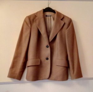 St. emile Blazer in lana marrone