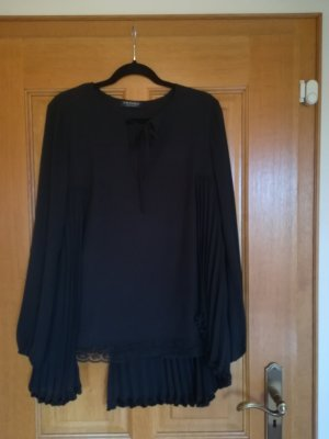 TwinSet Simona Barbieri Blouse Jacket black