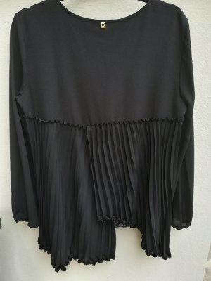 TwinSet Simona Barbieri Chaqueta tipo blusa negro
