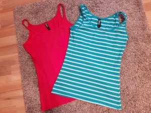 24Colours Basic Top multicolored