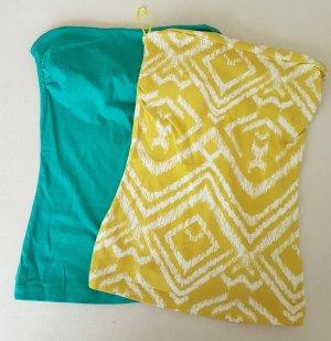 H&M Top linea A multicolore