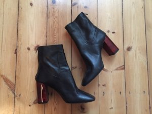 Topshop 70s inspired ankle boots