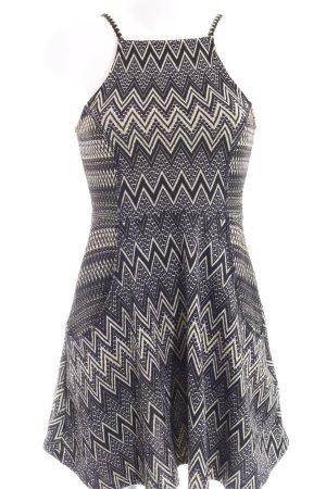 Topshop A-Linien Kleid Aztekenmuster Casual-Look