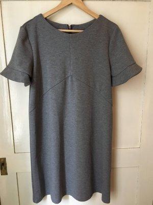 Topshop A-Linien-Kleid grau