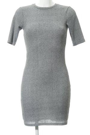 Topshop A-Linien Kleid grau Casual-Look