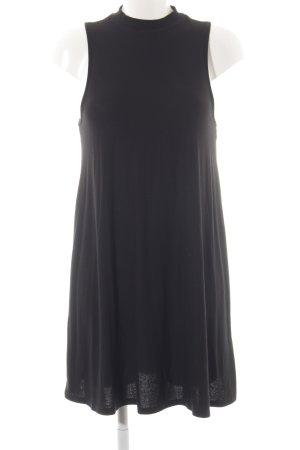 Topshop A-lijn jurk zwart casual uitstraling