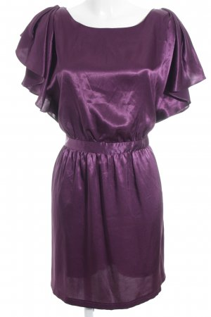 Topshop Abendkleid violett Elegant