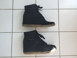 Topshop Aerobic Wedge Sneaker