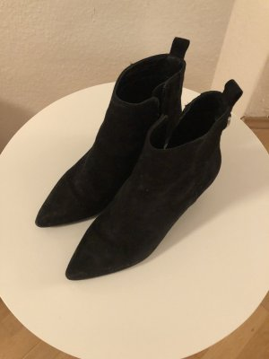 Topshop Low boot noir