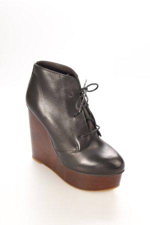 Topshop Ankle Boots schwarz