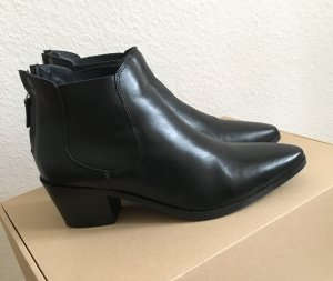 Topshop Ankleboots schwarz