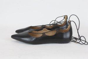 riemchen ballerinas g nstig kaufen second hand m dchenflohmarkt. Black Bedroom Furniture Sets. Home Design Ideas