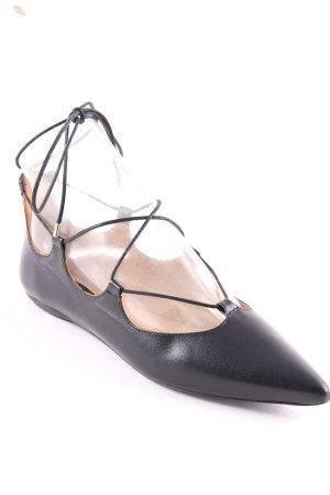 Topshop Ballerinas with Toecap black elegant
