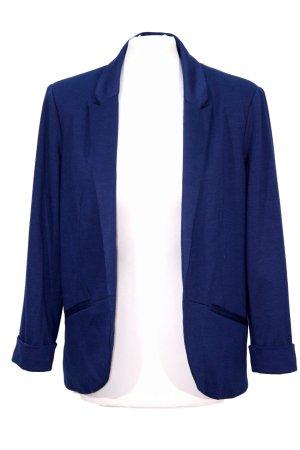 Topshop Blazer in Blau