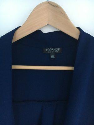 Topshop Blouse blue