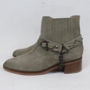 Topshop Boots Gr. 39 Wildleder (18/3/E)