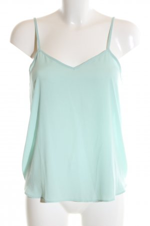 Topshop Camisoles turquoise casual look