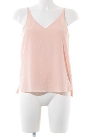 Topshop Camisoles pink-light pink elegant