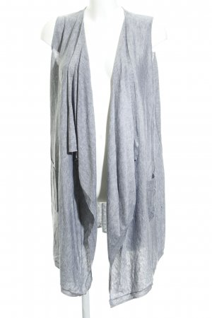 Topshop Cardigan grau Casual-Look