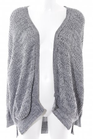 Topshop Cardigan grigio-nero stile semplice