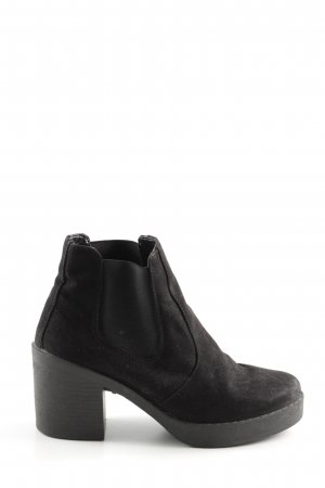 Topshop Chelsea Boots black casual look